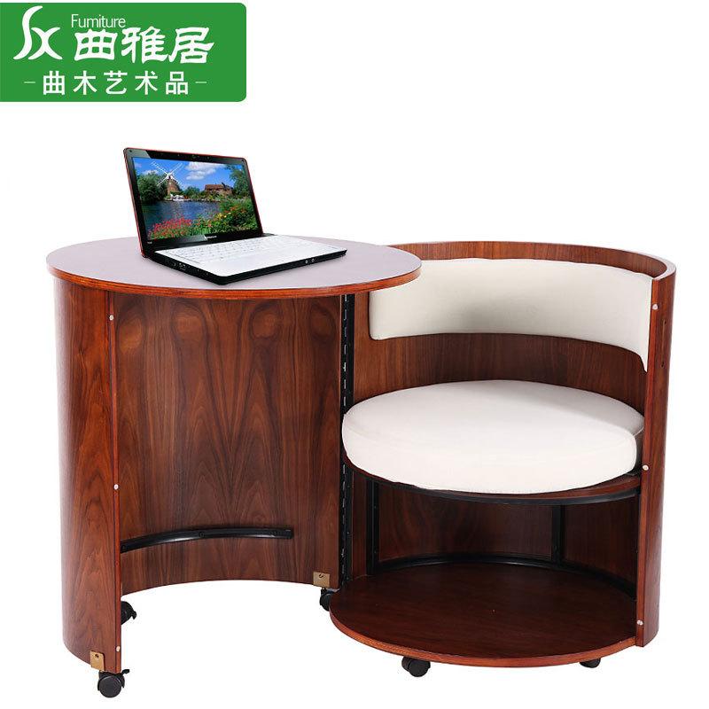 creative furniture laptop desk shipping simple modern wood computer