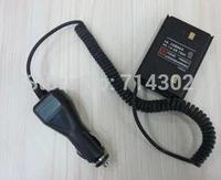 Walkie talkie electrical appliances kst-v6 appliances car charger 12V Car charger Eliminator Adaptor