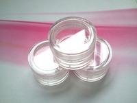 5g 5ML cream jar, cream bottle,cosmetic jar,plastic jar,Cosmetic Container, Cosmetic Packaging