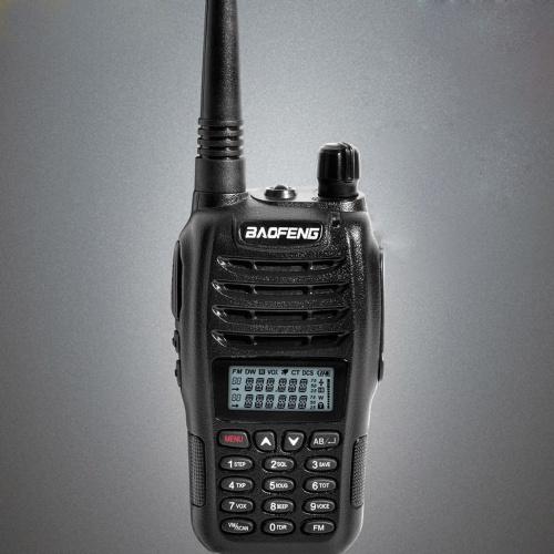 2014 Baofeng UV-B6 VHF/UHF 136-174/400-480MHz Dual Band Radio Walkie Talkie Free shipping(China (Mainland))