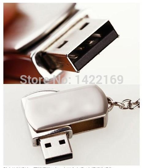 Hot Selling free shipping 64GB 32GB 16GB 8GB USB Drive Flash Stainless Steel USB 2.0 Flash Memory Pen Drive pendrive(China (Mainland))