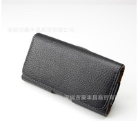 2014 New Holster Belt Clip Leather Case For Samsung Galaxy S3 i9300 Used in Climb Ride Outdoor activities