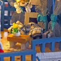 Christmas gift  mini creative glass ball Aegean Hot wholesale Valentine gift ideas diy hut