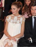 2014 Spring models hand-beaded embroidery diamond luxury diamond luxury Heavy Organ ruffle tutu dress new women party dresses