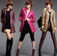 Winter Jacket Women, Woman Outwear Hooded Down Jacket