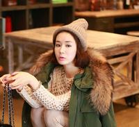 New Arrive Cute Autumn Fall Winter Wool Hat Pineapple Beanies Skullies knitting Cap Warm Hat For Women Men