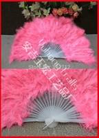 Hot-sell! Free shipping party feather fan,wedding feather fan,lady fan 100pcs/lot