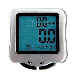 Outdoor Cycling LCD Stopwatch Waterproof Computer Odometer Bike Memory H3(China (Mainland))