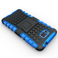Rugged Stand PC+TPU 2in1 Case Cover For Samsung Galaxy Alpha F G850