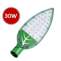 free shipping sale 12V AC85-265V 30W led street light IP65 130-140LM/W LED led street light 2 year warranty