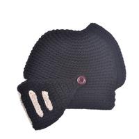 New Arrive Roman Knight Helmet Caps Cool Handmade Knit Ski Warm Winter Hats Men Women Gift Funny Party Mask Beanies