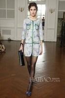 2014 European Brand Fashion Three Quarter Sleeve Single Breasted Casual Slim Long Womens coats