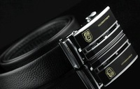First layer leather belt Men's leather belt hollow out the glue upscale business leather belt