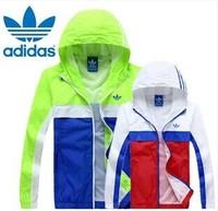 Kobe same style 2014 New Arrival Men's Sportswear  Jackets Hot Sale Spring Fashion Windbreaker Zipper Coats Plus