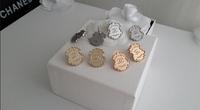 2014 New earring Hot-selling luxury fashion perfect pear earrings gold/silver earrings for women stud earrings ajfotga gjahgoea