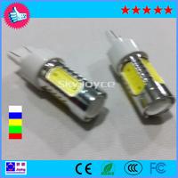 2pcs x T20 7440 W21W 12W Super Bright CREE R5 LED Reverse light Backup bulbs 360degree  lighting Car Lights 7.5W for reversing