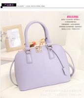 No. Messenger laptop bag ladies bag 2014 new European and American fashion pu shell handbags
