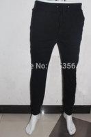 2014 new mens pants hip hop sports wear slim fit jumpsuit men british style sweatpants/trousers man