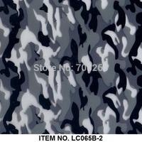 Military Camo Item No. LC065B-2 PVA Water Transfer Printing Film
