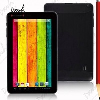 """9"""" Dual Core Android 4.0 512MB DDR 16GB NAND Flash Action ATM7021 WIFI Dual Cameras HDMI Tablet PC 5Pcs/Lot DHL Free Shipping"""