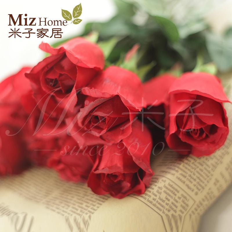 bijuterias mobiliário decoração flor de seda flores artificiais flores artificiais flores secas arranjo sala fl(China (Mainland))