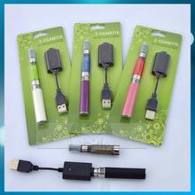 Ego ce5 e-cigarette blister kits sets with 650mah 900mah 1100mah ego-T battery ce4 cartomizer Atomizer 1.6ml 100pcs/lot