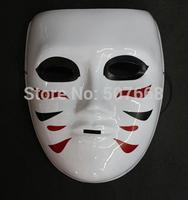100pcs/lot HIPHOP Mask Naruto Cosplay Mask Masquerade Halloween Carnival Party Masks