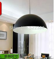 Abajur Aluminum Pendant Lights Ikea D18D30D36D40D50D60CM Restaurant Pendant Lamp 4 Color Lustres Supermarket Project lamp