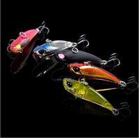 2014 Hot Sale !DW28 40mm/3.8g High Quality Plastic Mini VIB Fishing Lures Hard Fishing Bait