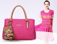 New fashion handbags stereotypes Ms. Messenger bag laptop shoulder bag big bag