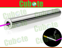 Cubote S208 405nm 350mw Purple Laser Pointer 635NM RED 520NM GREEN 450NM BLUE With Focusing Function Can Burn Cigarettes