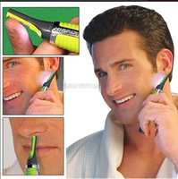 New mini Nose Hair Eyebrow Trimmer Trims Hair with Micro Precision touch Trimmer Free Shipping max