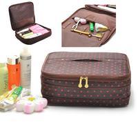 Free Shipping High Quality Cosmetic Bag Woman Bags Fashion 2014 Designers Bolsas Femininas Ladies Travel Bag Christmas Gift