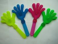 Manufacturers wholesale  large luminous hands clap your hands clap device fluorescence apparatus clap your hands clap clap flash