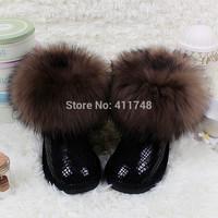 Women Coturnos Masculinos Botte Femme Botas Valentine Boots Pantufa Scarpin Frozen Shoes Leather Australia Brand VGG Snow Boots