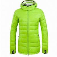 Slim Goose Down Coat Women Warm Winter Coats Jacket Woman's Outerwear Slim Hooded Fashion Parka Female Plus Size Free Shipping