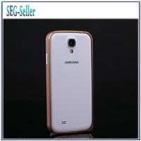 Ultra-thin 0.7mm Aluminum Metal Bumper Case For Samsung Galaxy S4 Mini i9190 +Free Screen Protector