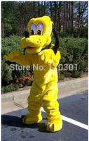 Hot Christmas Pluto Dog Cartoon Mascot Costume Halloween Fursuit Fancy Dress Mascot Costume