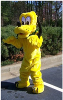 Hot Christmas Pluto Dog Cartoon Mascot Costume Halloween Fursuit Fancy Dress Mascot Costume