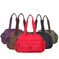 2014 New Arrival Hot Selling Women Nylon Canvas Handbag Bag 5 Colors Autumn Winter Tote Bag Messenger Bag#HC111~HC115