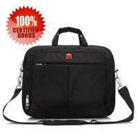 """Laptop Notebook Shoulder/Messenger 15.6"""" Bag SwissGear Swiss Gear SA-2102 Black"""