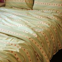 Double 100% cotton duvet cover quilt plus size 100% cotton duvet cover 200 240