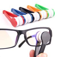 (Min order is $10) Multifunctional protable glasses wipe glasses wipe clean b482