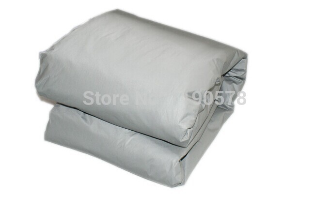 New Gray Car Cover Outdoor Water Proof Rain Snow Sun Dust Ice Hail for Jeep Cherokee(China (Mainland))