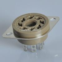 8pin Belton Style Tube Socket High Quality EL34 KT88