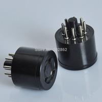 2pcs 8Pin to 4pin Tube Adapter Socket