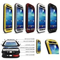 Outdoor Partner Love Mei Waterproof Dustproof Shockproof Aluminum Metal Powerful Phone Protection Case For Galaxy Mega 5.8 i9150