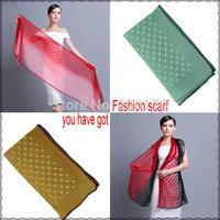 2014 fall fashion for women desigual brand scarf women100%silk printed scarves infinity scarfs muslim hijab shawl free shipping