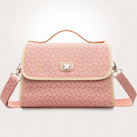 2015 New Small Women Bag Fashion Women Handbag Top PVC Tote All-match Shoulder Bag Hot Sale Women Messenger Bags Trendy Bolsas