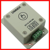 touching dimmer controller